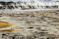 End of Time (*Capture the Moment*) Tags: 2017 clouds farbdominanz fog fotowalk iceland island namaskard nebel rauch schlammquellen schwefel smoke sonya7m2 sonya7mii sonya7mark2 sonya7ii sonyfe2470mmf4zaoss sonyilce7m2 sulphur wetter woleken yellow gelb mudfountain mudspring mudwell