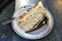 Othello Cake (jpellgen (@1179_jp)) Tags: copenhagen kobenhavn denmark dane danish travel scandinavia scandinavian europe european nikon sigma 1770mm d7200 2018 summer august food foodporn conditorilaglace othellocake cake bakery bostoncreampie pie