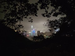 A view from Victoria Peak (OSaikkonen) Tags: hong kong china exchange year 2018 2019 xiaomi mi 8