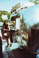 Fujica ST Pirozhki LA Airstream (▓▓▒▒░░) Tags: graduated filter fujica slr 1970s xpro cross processed wide angle la los angeles california west coast socal vintage antique retro classic 35mm film analog camera mechanical design style kodak