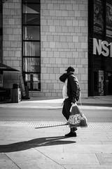 Funding Bags (gwpics) Tags: greatbritain british mono people southampton streetphotography uk english britain editorial england everydaylife hampshire hants lifestyle monochrome person socialcomment socialdocumentary society streetscene streetphotos streetpics unitedkingdom bw blackwhite blackandwhite street streetlife