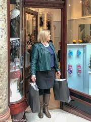Shopping For New Hair (JanetClarke_UK) Tags: crossdresser transvestite lff tranny leeds crossdressing