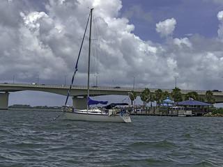 Boating in Sarasota, Florida IMG_2334
