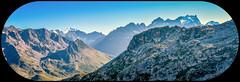 Vue sur ... (watbled05) Tags: ciel extérieur hautesalpes massifdesecrins montagne paysage panoramique rochers sommets