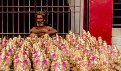 Festivals of India (Balaji Photography - 5 M views and Growing) Tags: ganesha vinayak vinayakachathurthy festival festivity joy social festivalofindia hindufestival