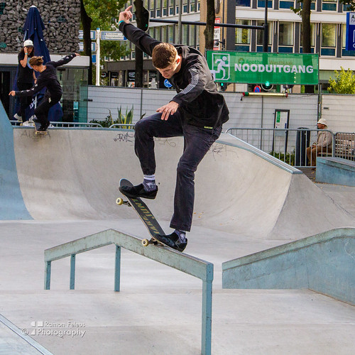 World Cup Skateboarding Rotterdam 2018