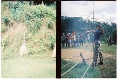 000052 (jovenjames) Tags: 2017 vietnam yashica electro 35 gx kodak vision3 500t diptych olympus pen ees2 light leaks analog film snapshots dalat
