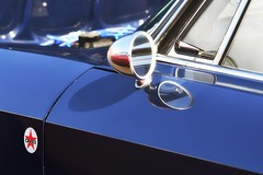 Blue Bertone (PeS-Photo) Tags: svrige sweden ring knutstorp raceway alfa romeo 105 series coupe blue outdoor car cars transport racing nikon d7100 nikkor 70200mm f4
