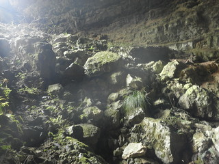 Guizhou China cave  贵阳望天洞