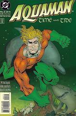 Aquaman 2 1994 (WesternOutlaw) Tags: aquaman aquamancomic dc dccomics atlantis blackmanta arthurcurry