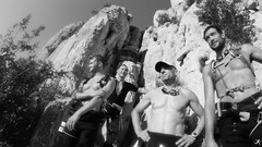 Swimrun Demain Rebelote aout 201800032 (swimrun france) Tags: swimrun calanques aout 2018 cassis freeswimrun provence trailrunning swimming open water hiking climbing