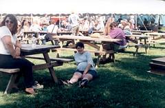 SF98 Jen & Rox-1000 (rumimume) Tags: potd rumimume 2017 niagara ontario canada photo canon 80d sigmarumimume owensound still summerfolk festival friends fun folk music kelso beach summer concert outdoor 1998