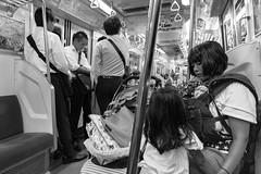 © Zoltan Papdi 2018-4672 (Papdi Zoltan Silvester) Tags: japon japan tokyo réel rue vie gens humain voyage journalisme real street life people human trip journalism paysage vue pointdevue landscape view pointofview groupe group shinjuku subway métro transport