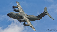 Airbus Military Airbus A400M Grizzly EC-404 (Ben Stanley Hall) Tags: airbus military a400m grizzly ec404 riat riat17 riat2017 2017 17 royal international air tattoo avgeek avporn aviation fly flight flying canon 7d2 raf force fairford gloucestershire uk gbr united kingdom great britain europe airshow show demo demonstration display flypast eads seville