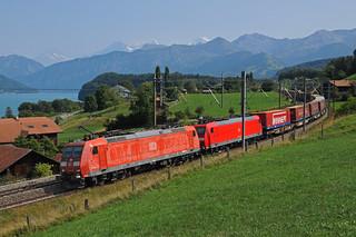 185122 & 185103 - Einigen (CH) 28/08/18