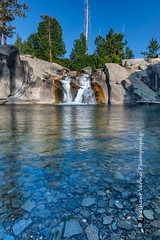 Majestic Eastern Sierras (PrashantVerma) Tags: easternsierra canon 5d ultrawideangle waterfall california mammoth mammothlakes prashantvermaphotography reflections serene water calm