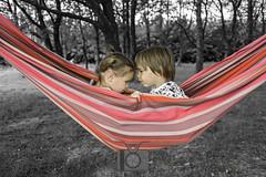 Love n' Twins / AMAC (fred bmx mairet) Tags: enfants kids enfance amac france couleur colors art love heart coeur tête face portrait profil campagne country repos amour