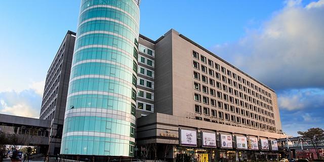 フーロン ホテル 桃園 エアポート アクセス MRT A8