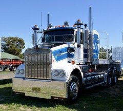 Greenway Turf (quarterdeck888) Tags: trucks photos truckphotos australiantrucks outbacktrucks workingtrucks primemover class8 overtheroad interstate frosty quarterdeck jerilderietrucks jerilderietruckphotos flickr bdoubles lorry bigrig highwaytrucks interstatetrucks nikon truck kenworth kenworthclassic kk kenworthclassic2018 truckshow truckdisplay workingclasstrucks noprizes greenwayturf greenway sar kenworthsar