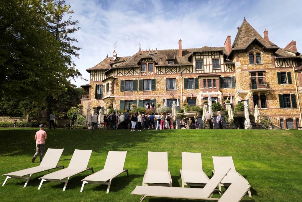 Les journées du Patrimoine 2018 - Le château de Romainville