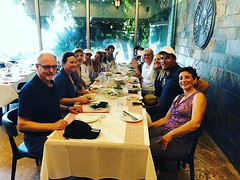 Day 2 The Love of a Master Tour 2018 Israel  eating Peter's fish. Celebrating John-Roger's 84th Birthday 🎁 @nicoletenaglia @msia_colombia @natsharratt @rila_monastery_ @spiritlty @msiaflorida @msia_colombia @msiaorg @crest.bulgaria (jrintegrity924) Tags: johnroger msia jsu garcia integrity spiritual teacher israel jerusalem love light spirit god jesus