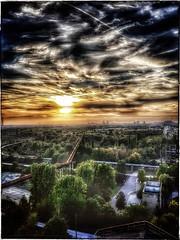 Landschaftspark Duisburg (Germany) (frankmores) Tags: galaxys8 landschaftsparkduisburg hdr ruhrpott ruhrgebiet
