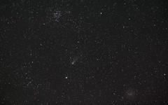 "Comet 21P/Giacobini-Zinner with M35 and the ""Monkey Head"" Nebula [Explored] (Radical Retinoscopy) Tags: comet comet21p giacobinizinner cometgiacobinizinner cometgiacobini 21p astronomy astrophotography m35 ic443 jellyfishnebula wideangle astrometrydotnet:id=nova2799900 astrometrydotnet:status=solved"