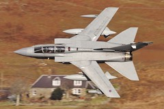 (scobie56) Tags: panvia tornado gr4 raf royal air force marham lowlevel scottish borders scotland