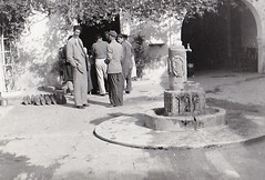 In Derna Libya 1956 (Bury Gardener) Tags: derna libya 1956 bw blackandwhite 1950s snaps