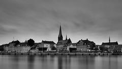 Image (Siaitch) Tags: blackandwhite blackandwhitephotography black white city water bw sea harbor