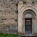 Portada romànica de Sant Pèir d'Escunhau