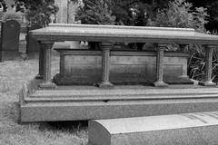 The tomb of Minus Stephens (IanAWood) Tags: cemeteryclub cemeteryfriends cemeteryparks fortunegreen graveyards hampsteadburialboard hampsteadcemetery headstonehunting lbofcamden london londonsdead londonsvictoriancemeteries necropolis nikkorafs58mmf14g nikondf walkingwithmynikon