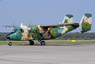 Polish Air Force PZL-Mielec M-28B Bryza PT 0224 EPDE 23-08-18