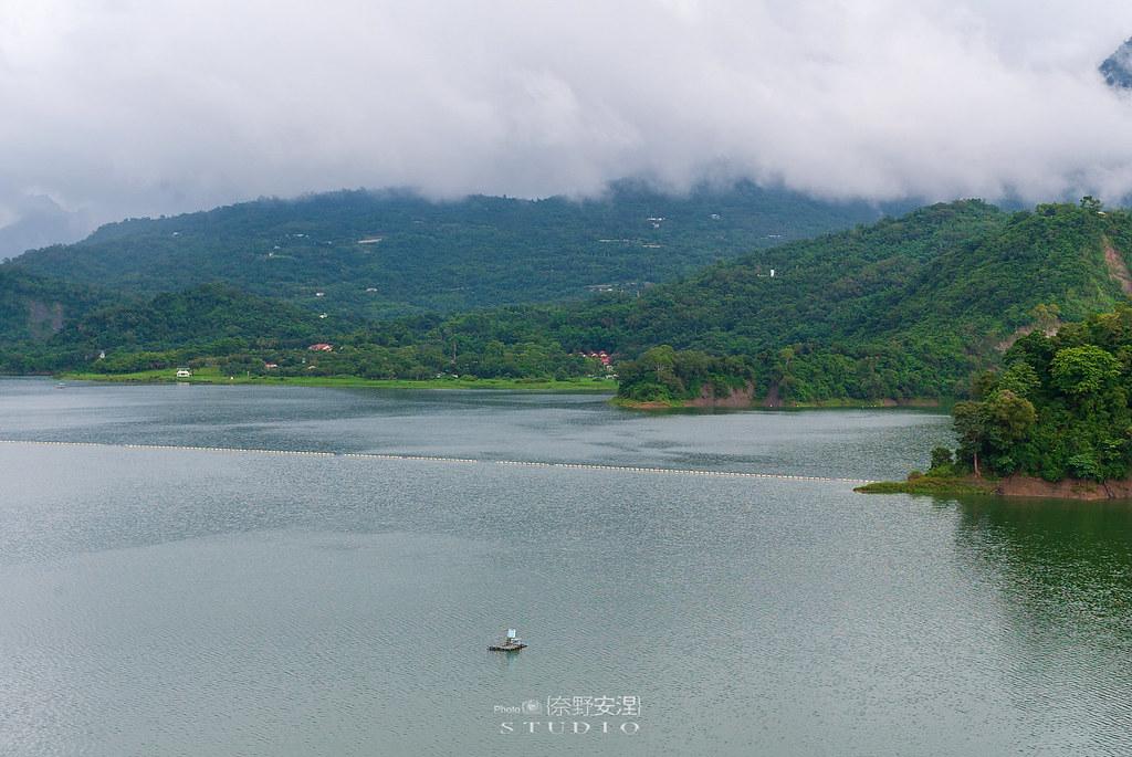曾文水庫360度咖啡觀景樓 |雨後的台灣,很美9
