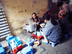 A Hanoi Street Lunch (marcocarag) Tags: hanoi vietnam vnm