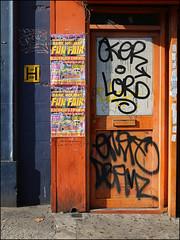 Oker / Lord (Alex Ellison) Tags: oker lord gsd ghz tag southlondon urban graffiti graff boobs
