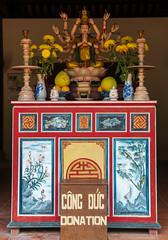 Vietam | Da Nang | Marble Mountains (Wolfgang Staudt) Tags: danang marblemountains marmorberge äãnáºμng vietnam zentralvietnam tourane thuysonmountain pazifik hã¶hle aussicht grotte pilgerstaette tempel attraktion tourismus karstkarren suedostasien indochina