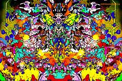 SUMMER ABSTRACT MIRROR. (Viktor Manuel 990.) Tags: abstract abstracto mirror espejo summer verano digitalpainting pinturadigital vividcolors coloresvivos querétaro méxico victormanuelgómezg