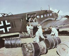 Ju 52 JEC 02336 (ww2color.com) Tags: junkers ju52 luftwaffe