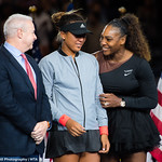 Serena Williams, Naomi Osaka