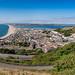 Weymouth from Portland Panorama
