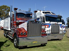 Kenworth T950 (quarterdeck888) Tags: trucks photos truckphotos australiantrucks outbacktrucks workingtrucks primemover class8 overtheroad interstate frosty quarterdeck jerilderietrucks jerilderietruckphotos flickr bdoubles lorry bigrig highwaytrucks interstatetrucks nikon truck kenworth kenworthclassic kk kenworthclassic2018 truckshow truckdisplay workingclasstrucks noprizes tipper kenworthtipper tradition kenworthtraditiont950 t950