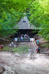 _DSC1391.jpg (Kaminscy) Tags: uphill roztocze krasnobrod forest staircase woodenchapel europe chapel poland krasnobród lubelskie pl