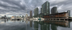 _DSC6353 Panorama copy (kaioyang) Tags: docklands libraryonthedock melbourne cloudy sony a7r3 sonyfe24105mmf4g panorama