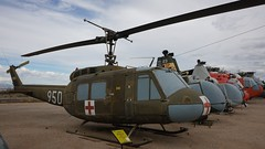 Bell 205 UH-1D / UH-1H Iroquois 64-13895 in Tucson (J.Comstedt) Tags: aircraft flight aviation air aeroplane museum airplane us usa planes pima space tucson az bell 205 uh1 iroquois 6413895