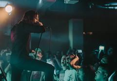 Deafheaven (13.09.2018, Warszawa, Poland)
