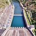 From atop the dam at Grandas de Salime, Asturias, Spain