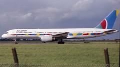 G-OOOU (Dub ramp) Tags: gooou air2000 n930fd boeing757 b757 b757200 eidw dub dublinairport