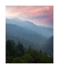 Appalachian Sunset (Waldemar*) Tags: usa tennessee appalachia smokymountains nationalpark nature sunset