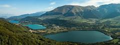 Lacs du plateau de la Matheysine (drone sly) Tags: lac matheysine montagne isere laffrey grand serre